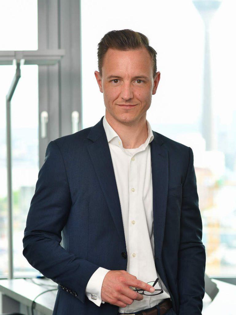 Portrait Dr. iur. Steffen Kranz LL.M.